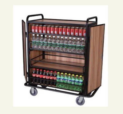 MINI BAR REPLACEMENT TROLLEYS